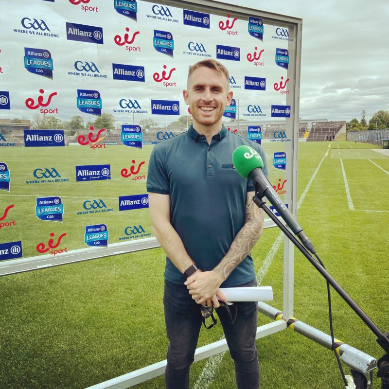 Eoin Byrne – Performance Analysis Allowed me to Work with the Very Best
